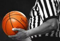Peraturan Resmi Dalam Permainan Bola Basket