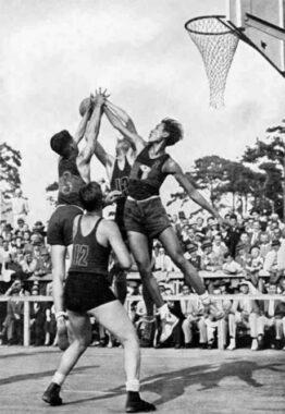Permainan Bola Basket Menjadi Olahraga Resmi