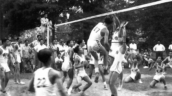 sejarah bola voli indonesia
