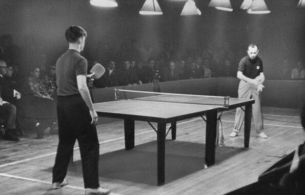Sejarah Tenis Meja Di Indonesia