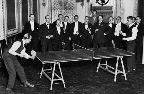 Olahraga Tenis Meja Pengertian Sejarah Teknik Tujuannya