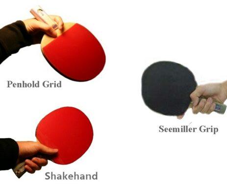 Teknik Pegangan Bet.