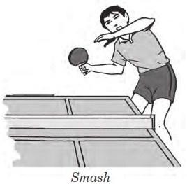 Teknik Smash Tenis Meja