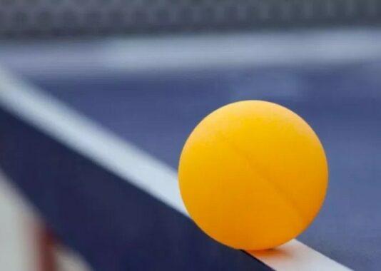 Ukuran Bola Tenis Meja