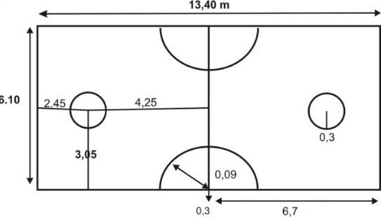 Lapangan Sepak Takraw