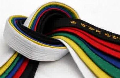 Pengertian dan Filosofi Sabuk Taekwondo