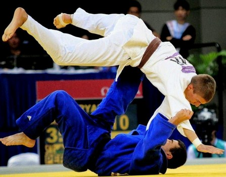 Teknik Dasar pada Judo