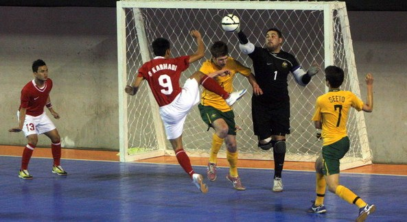 Pengertian Olahraga Futsal