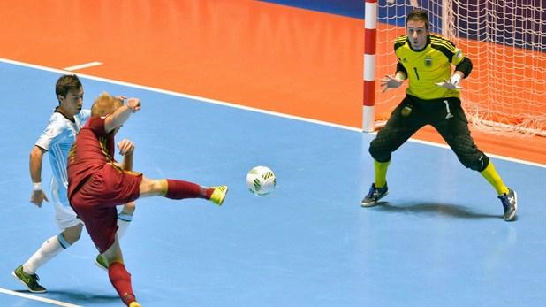 Teknik Olahraga Futsal