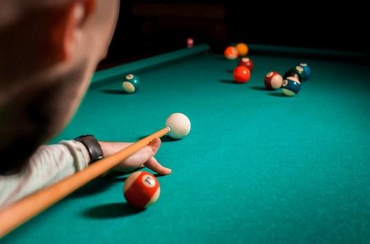 Teknik Olahrga Billiard