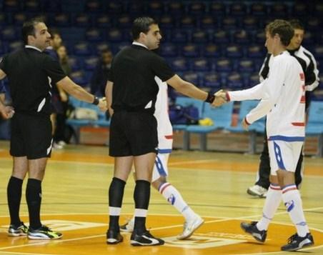 Wasit Permainan Futsal