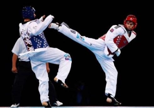 Olahraga Taekwondo