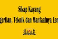 Sikap Kayang