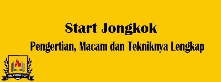 Start Jongkok