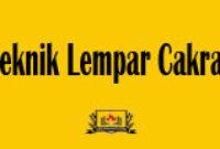 Teknik Lempar Cakram